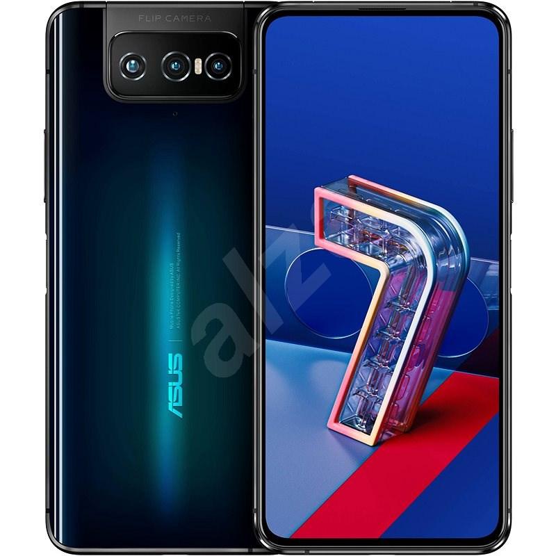 Asus Zenfone 7 Pro černá - Mobilní telefon