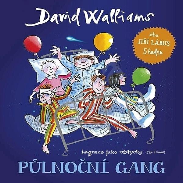 Půlnoční gang - David Walliams