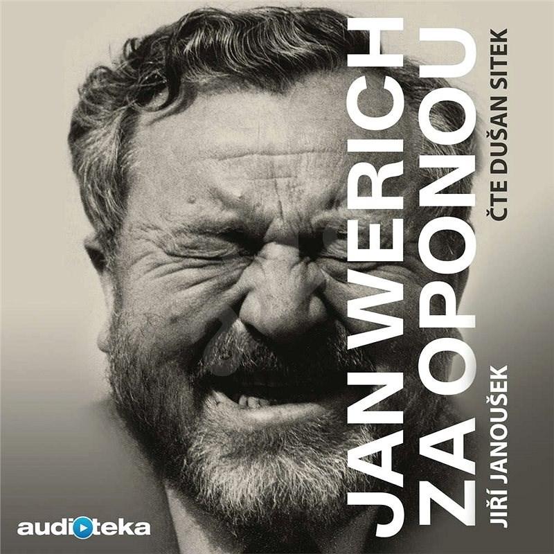Jan Werich za oponou - Jiří Janoušek
