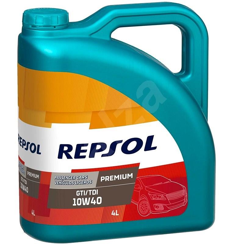 REPSOL ELITE PREMIUM GTI/TDI 10W-40 4l - Motor Oil