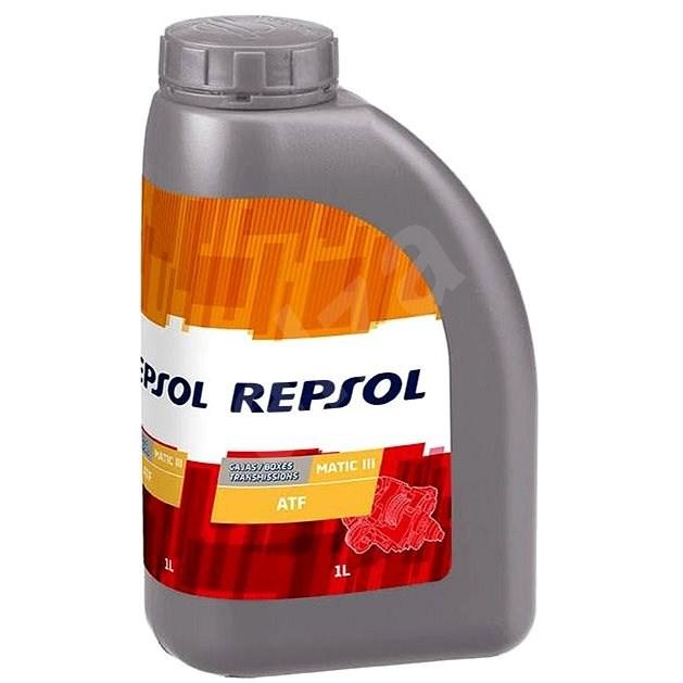 REPSOL Matic III 1l - Gear oil