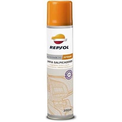 REPSOL LIMPIA SALPICADEROS LAVAN - čistící a leštící spray na plasty s vůní levandule - Oživovač plastů