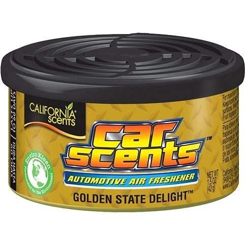 California Car Scents - GUMOVÍ MEDVÍDCI (golden state delight) - Vůně do auta