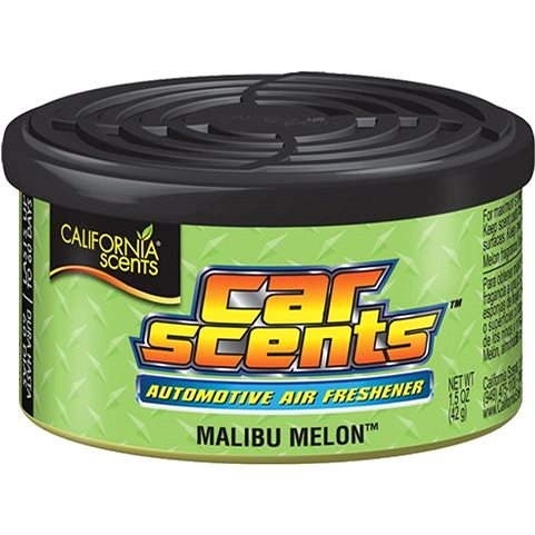 California Car Scents Malibu Melon 42 g - Vůně do auta