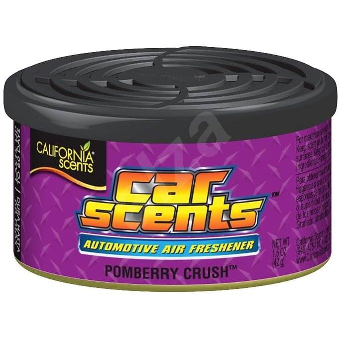 California Scents Car Scents - OVOCNÁ BOMBA (pomberry crush) - Vůně do auta