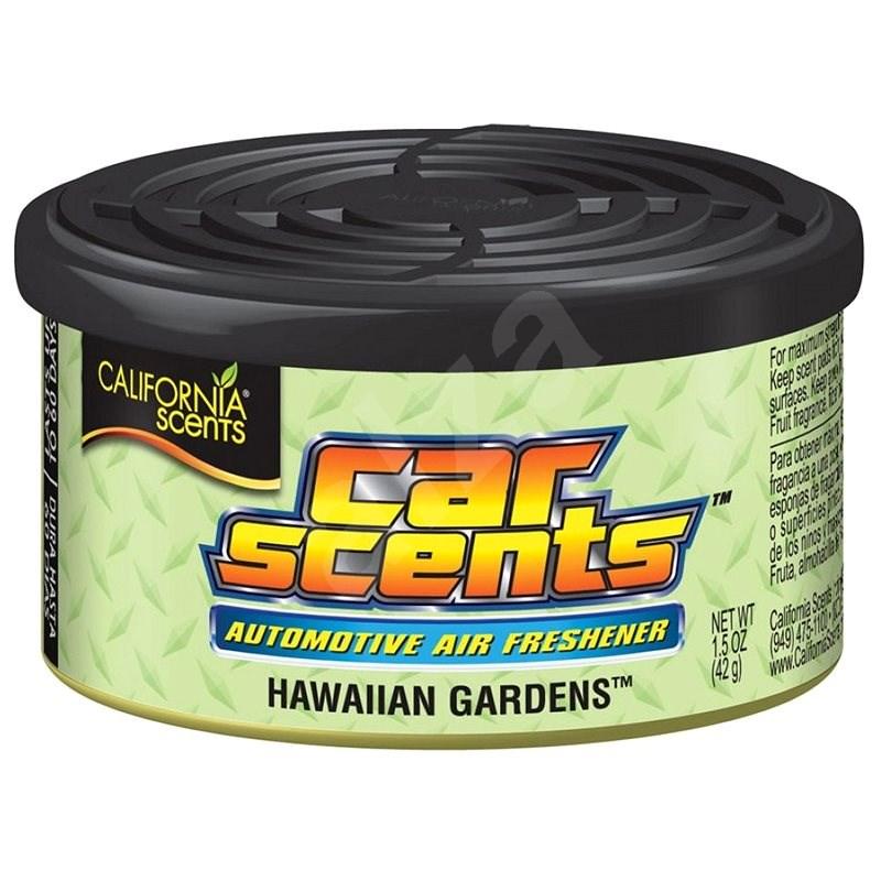 California Car Scents - HAWAISKÉ ZAHRADY (hawaiian gardens) - Vůně do auta