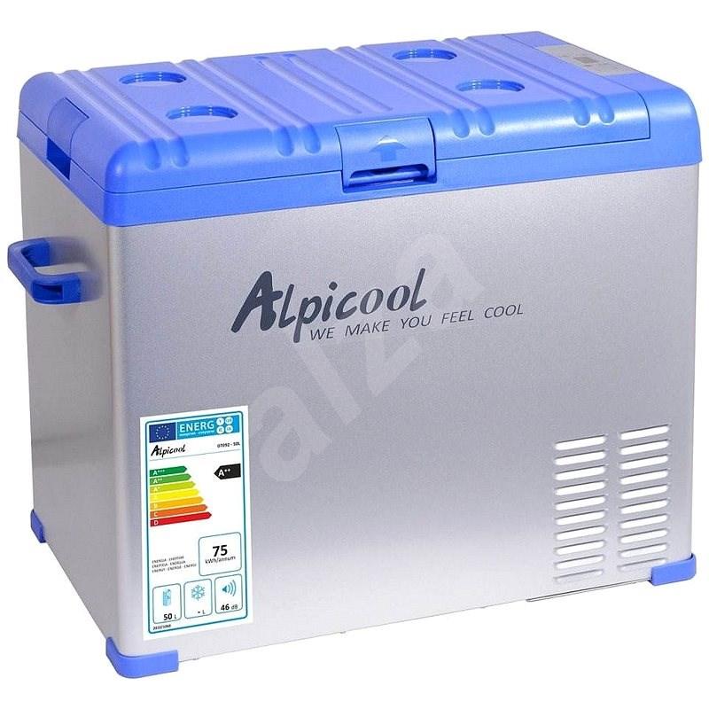Chladící box kompresor 50l 230/24/12V -20°C - Autochladnička
