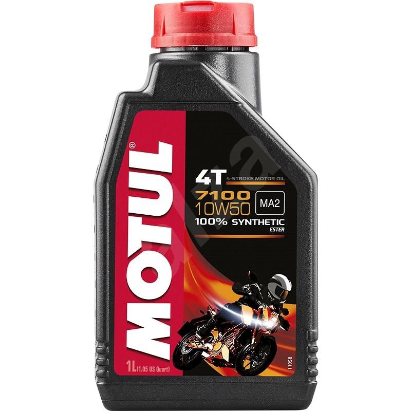 MOTUL 7100 10W50 4T 1L - Motorový olej