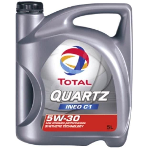 TOTAL QUARTZ INEO C1 5W30 - 5 litrů - Motorový olej