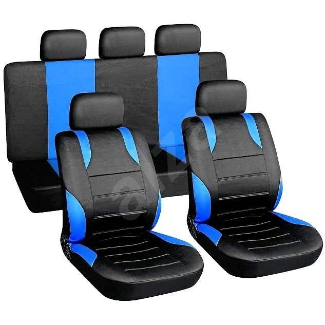 Compass 31675 Potahy sedadel sada 9ks sport  vhodné pro boční Airbag - Autopotahy