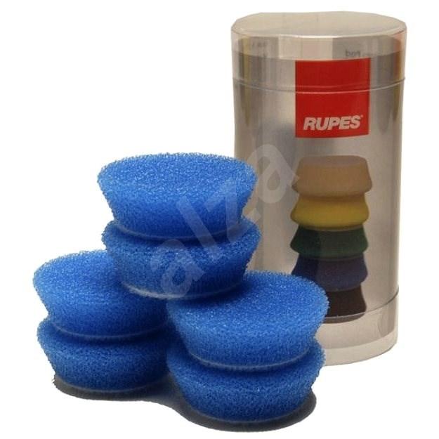 RUPES Velcro Polishing Foam COARSE 6ks - Leštící kotouč