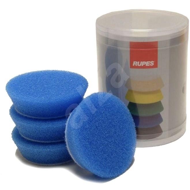 RUPES Velcro Polishing Foam COARSE 4ks - Leštící kotouč