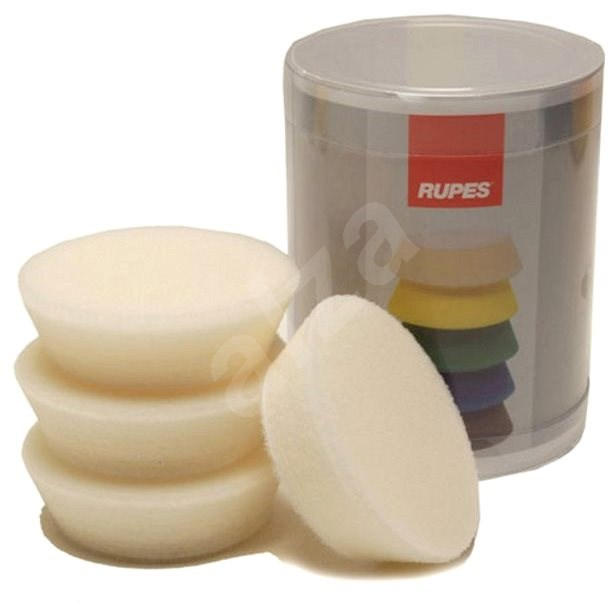 RUPES Velcro Polishing Foam ULTRAFINE sada 4 ks - Leštící kotouč