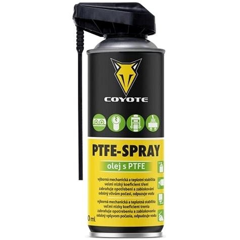 Coyote PTFE-SPRAY 400ml - Lubricant