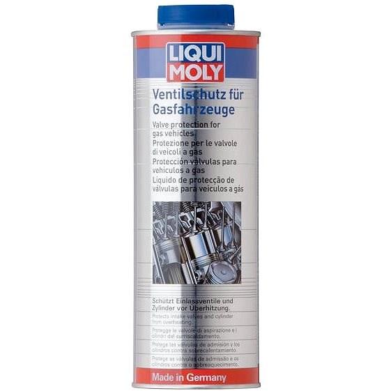 Liqui Moly Ochrana ventilů u plynových motorů, 1 l - Aditivum
