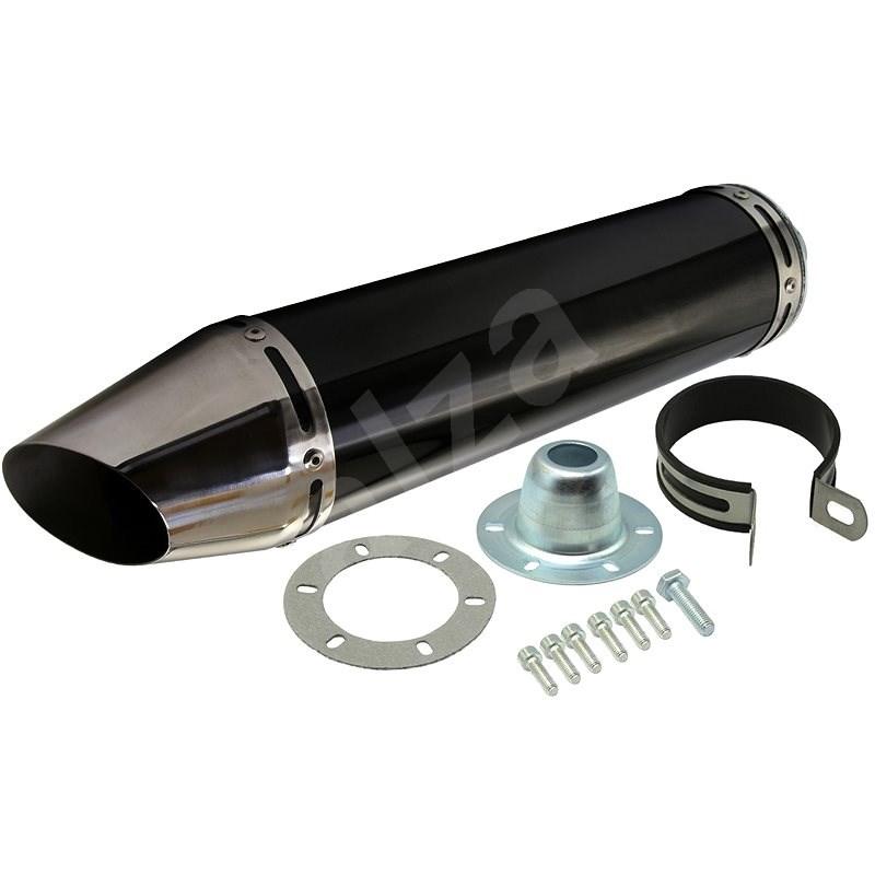 R-Tech Duke Tuned Exhaust, Suzuki DR 125 SM - Exhaust Tail Pipe