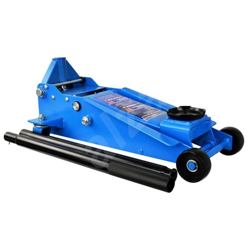 GEKO Pojízdný hydraulický zvedák 3t - Hever