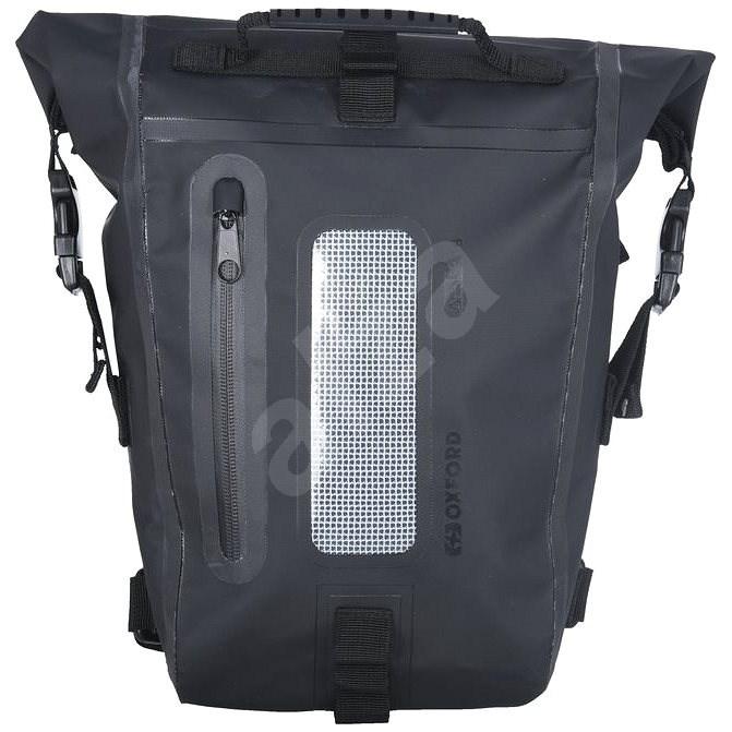 OXFORD Aqua T8 Tail bag (black, volume 8 l) - Motorcycle Bag