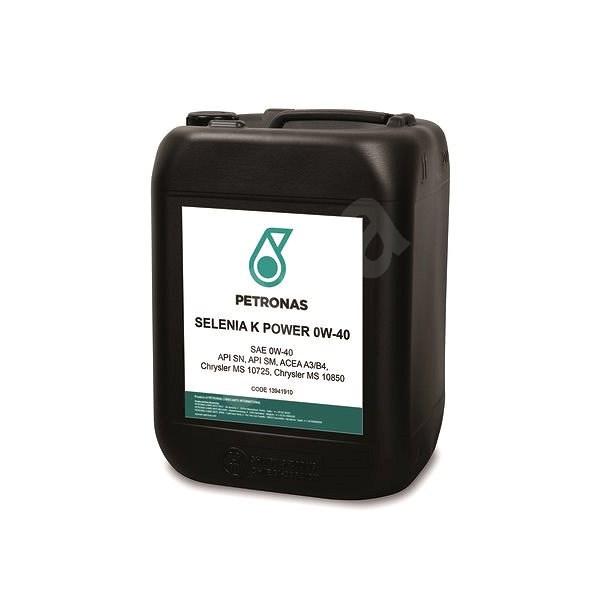 Selenia K Power 0W-40, 20 l - Motorový olej