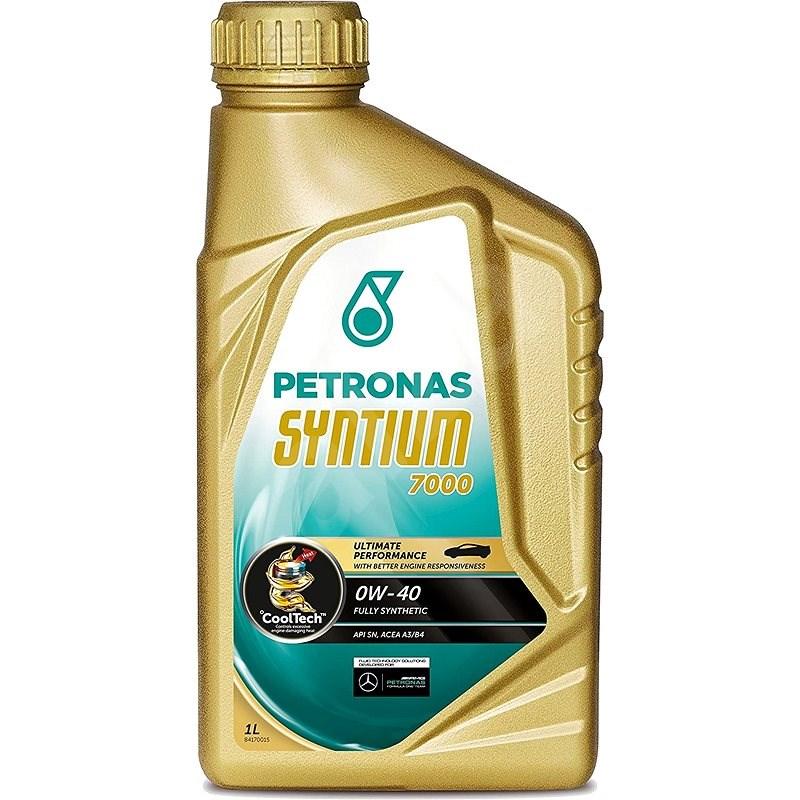 Petronas SYNTIUM 7000 0W-40 1L - Motorový olej