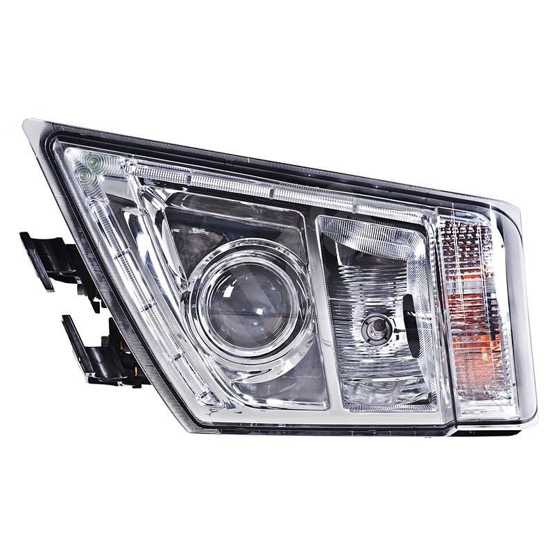 ACI VOLVO TRUCK FH 08- -13přední světlo H7+H7 pro vozy se vzduchovým odpružením (man. ovládané) TRUC - Přední světlomet