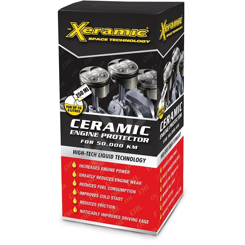 Xeramic ochrana motoru 250ml - Aditivum