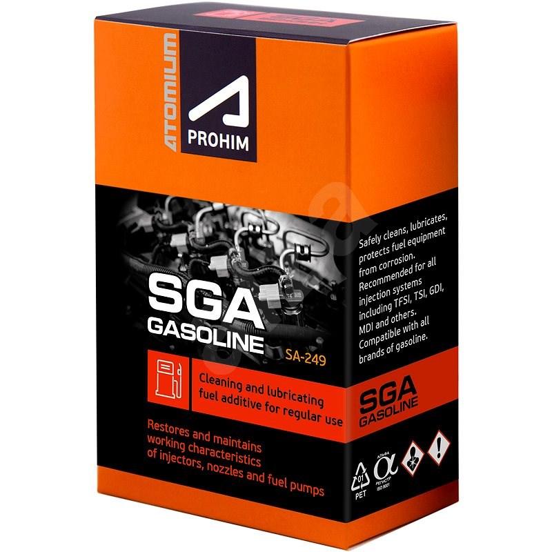 Atomium A-prohim ™ SGA Čisticí přísada do paliva pro benzínové motory, 100ml - Aditivum