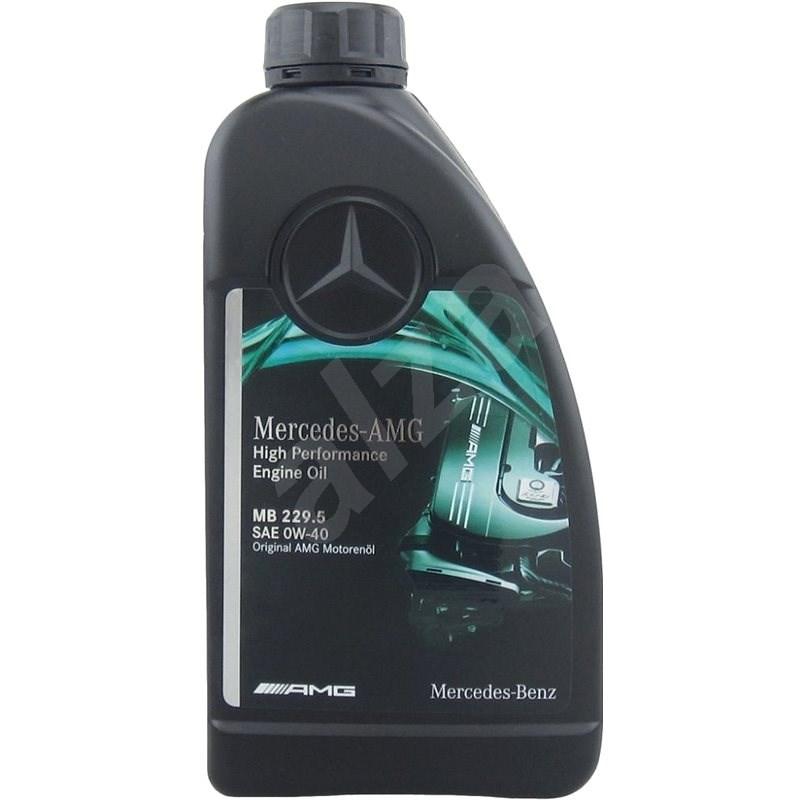 Mercedes Benz AMG 229.5 0W-40; 1L - Motorový olej
