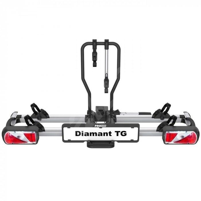 Pro-USER Diamant TG - nosič pro 2 kola - Nosič kol na tažné zařízení