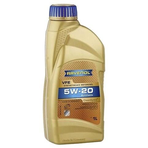 RAVENOL VFE SAE 5W-20; 5 L - Motorový olej