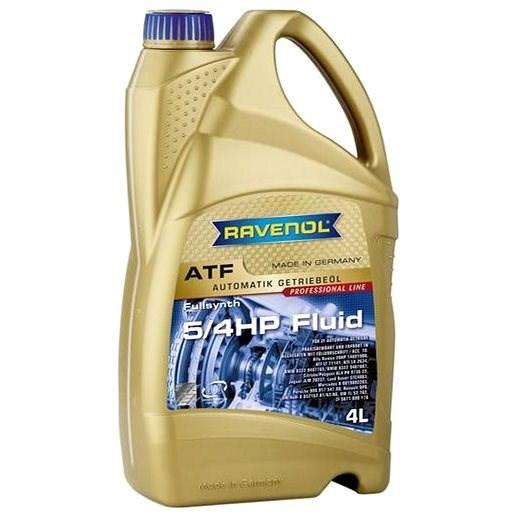 RAVENOL ATF 5/4 HP Fluid, 4l - Gear oil