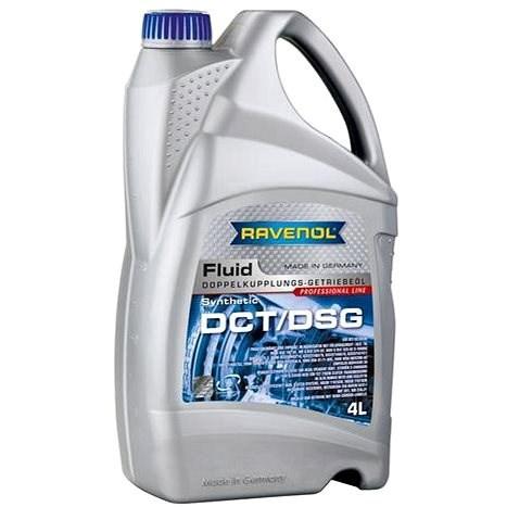 RAVENOL DCT/DSG Getriebe Fluid; 4 L - Převodový olej