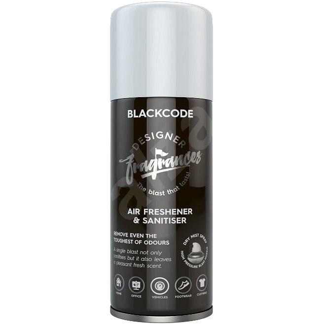 Designer Fragrance Blast Can - Blackcode - Vůně do auta