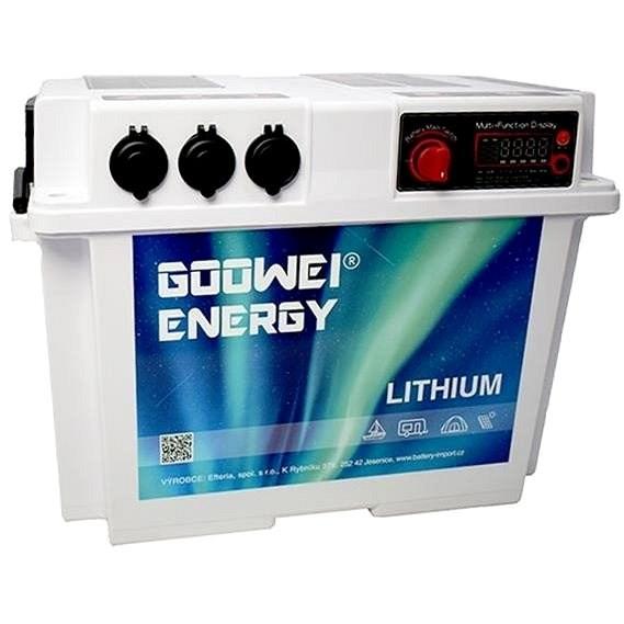 Goowei Energy BATTERY BOX GBB120 - Nabíjecí stanice