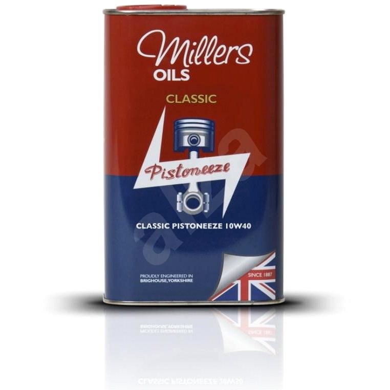 Millers Oils Classic Pistoneeze 10w-40 1l - Motorový olej