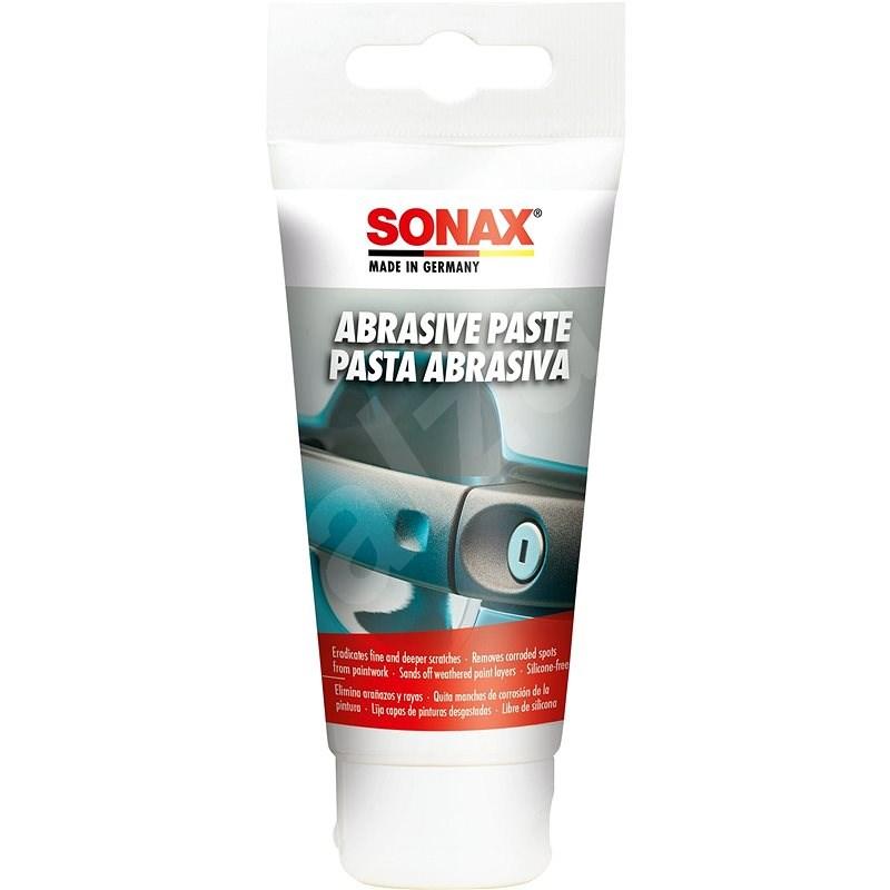 SONAX Brusná pasta bez silikonu, 75ml - Brusná pasta