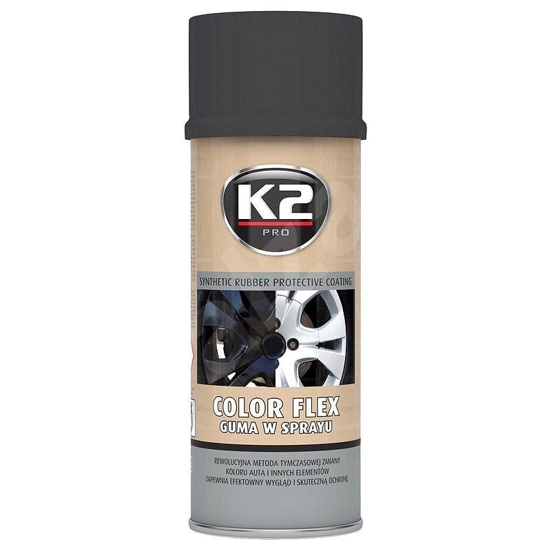 K2 COLOR FLEX 400 ml (černá matná) - Barva ve spreji