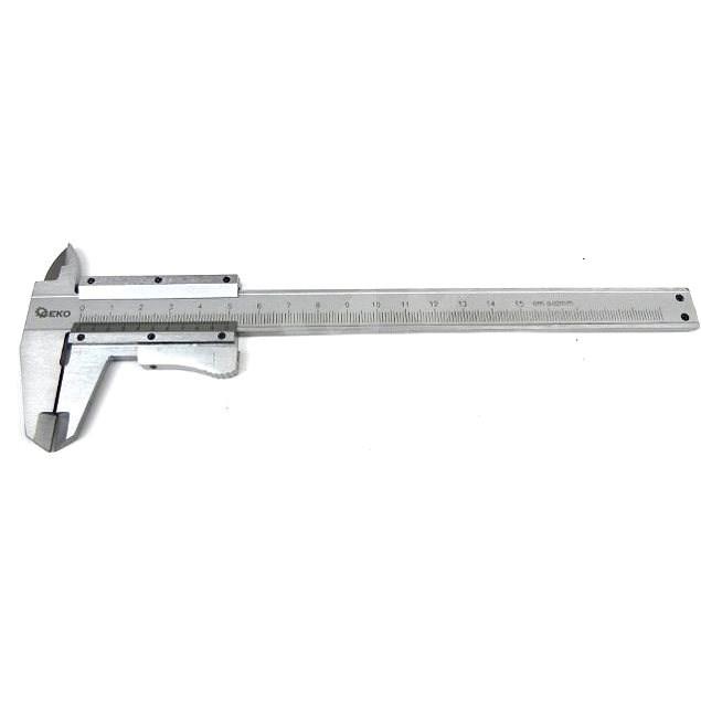 GEKO Měřítko posuvné 0-150mm - Posuvné měřítko