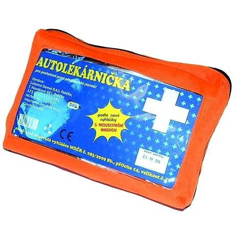 First-aid kit size II - up to 80 people - Vehicle First Aid Kit