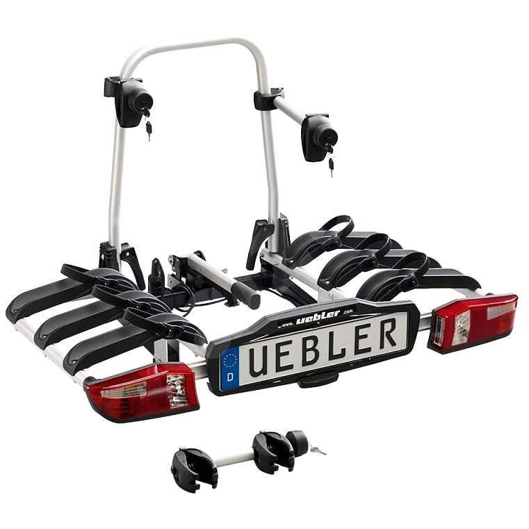 UEBLER P32 for 3 bikes - Towbar Bike Rack