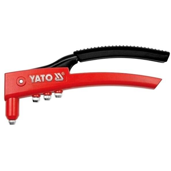 YATO Nýtovačka ruční 280mm - Nýtovací kleště