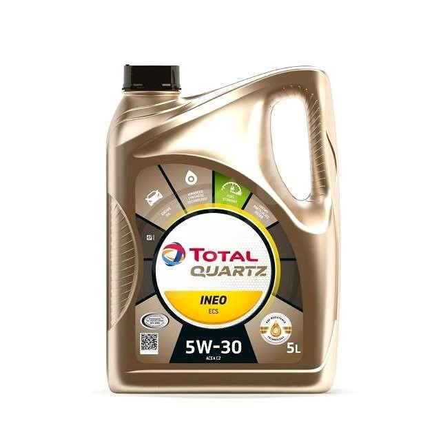 TOTAL QUARTZ INEO ECS 5W30 -  5l - Motorový olej