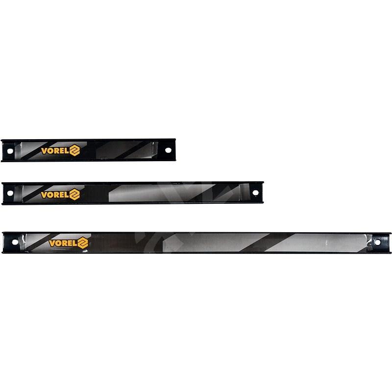 Vorel Sada magnetických držáků nářadí 3ks - Magnetický držák