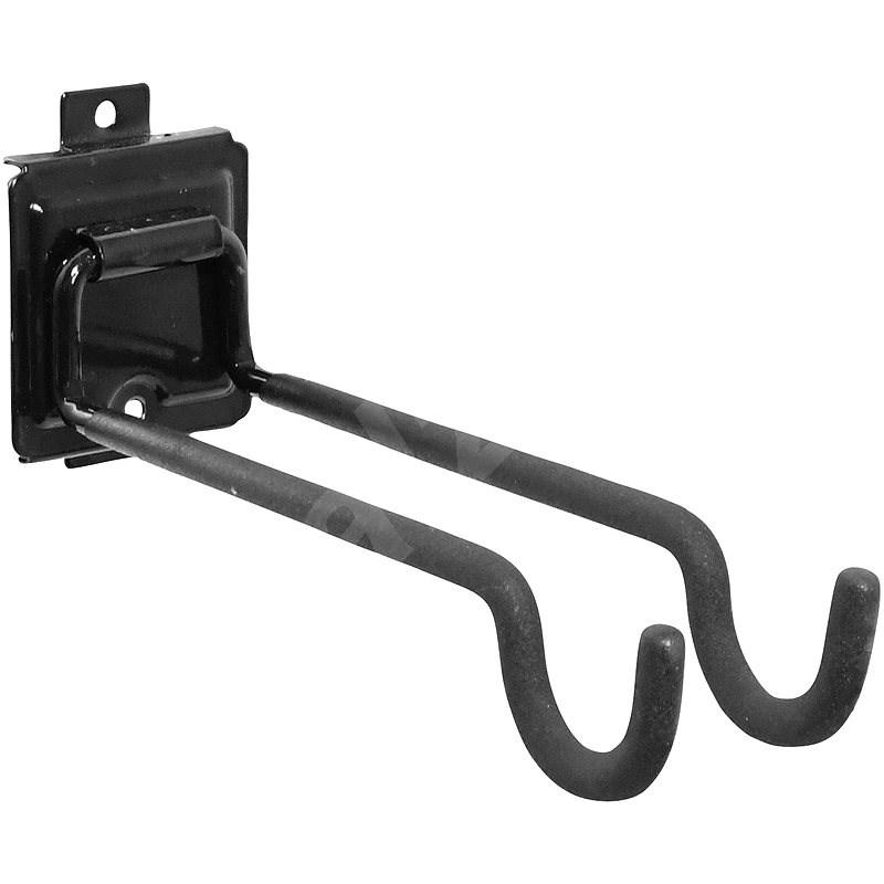 FAST TRACK Double hook 2x26cm - Závěsný držák