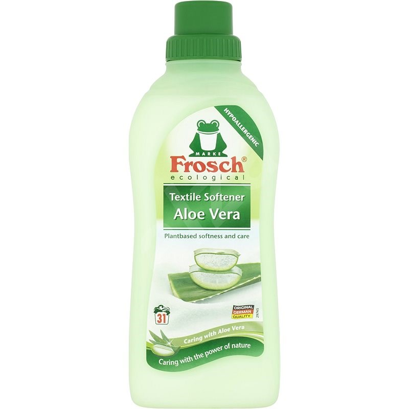 FROSCH EKO aviváž Aloe Vera 750 ml (31 praní) - Eko aviváž