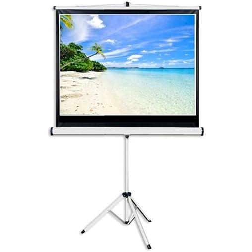 AVELI mobilní trojnožka200x150cm (4:3) - Projekční plátno