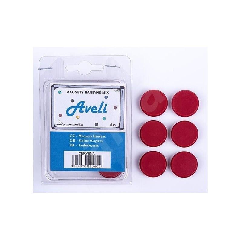 AVELI červený - Magnet