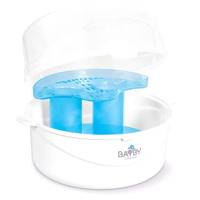 BAYBY BBS 3000 Sterilizátor do mikrovlnky - Sterilizátor lahví