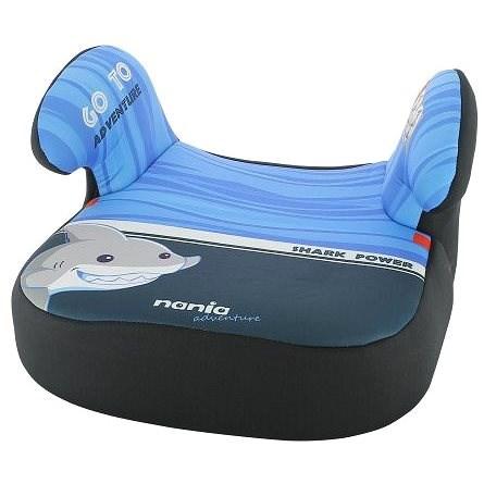 NANIA Dream Animals 15–36 kg Shark 2020 - Podsedák do auta