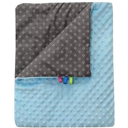 COSING Deka Minky modrá - Dětská deka